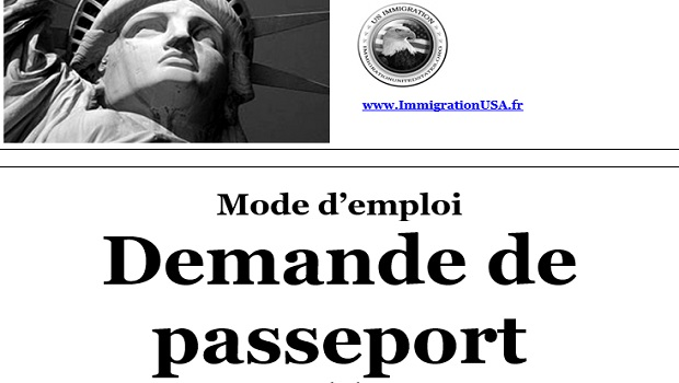 obtenir un passeport américain