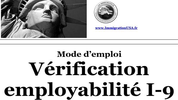 vérification de l'identité et du statut d'immigration