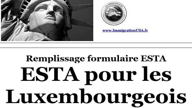demande esta pour les résidents du Luxembourg