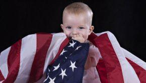 accouchement sur le territoire américain