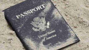 passeport des etats-unis retrouvé